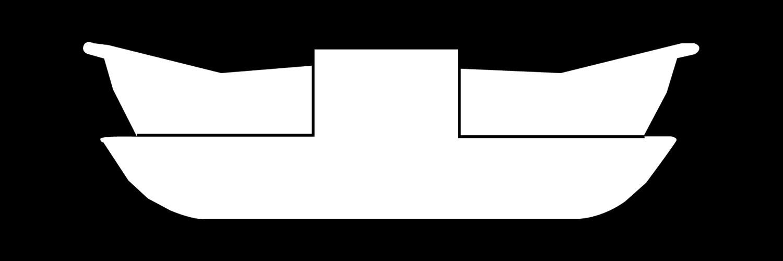 Outline of Bayou Hull Shape