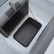 Skiff185 Console Front Seat Storage