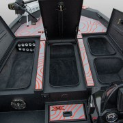 X19Pro Front Compartments
