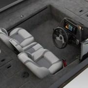 X20PFC Console & Seats