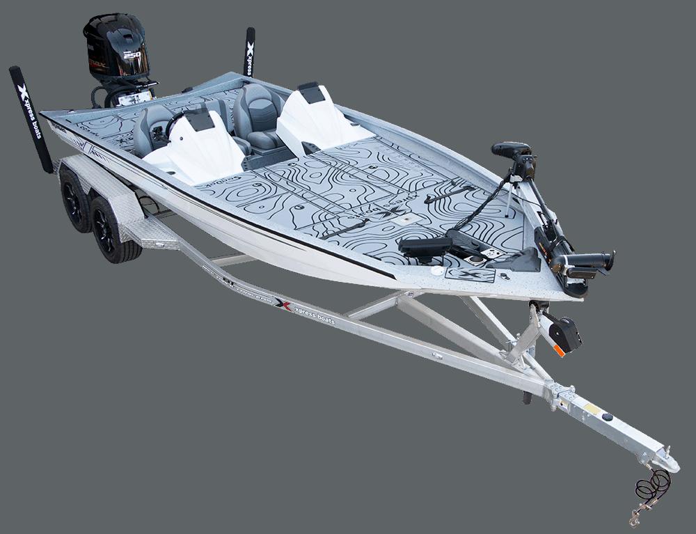 Xclusive Pro Bass Boat by Xpress
