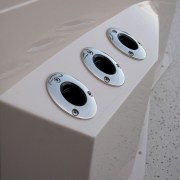 X23Bay Console Rod Holders