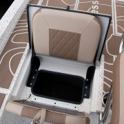 X23Bay Jump Seat Storage