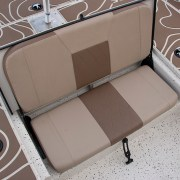 X23Bay Flip Up Seat