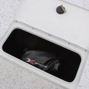 XP20CC Front Deck Storage