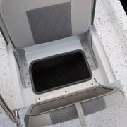 XP20CC Jump Seat Storage