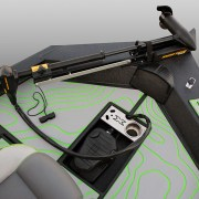XP7 Bow w/All-Welded Recessed Foot Pedal Area