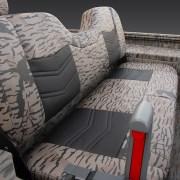 Xplorer Bass Bench Seat