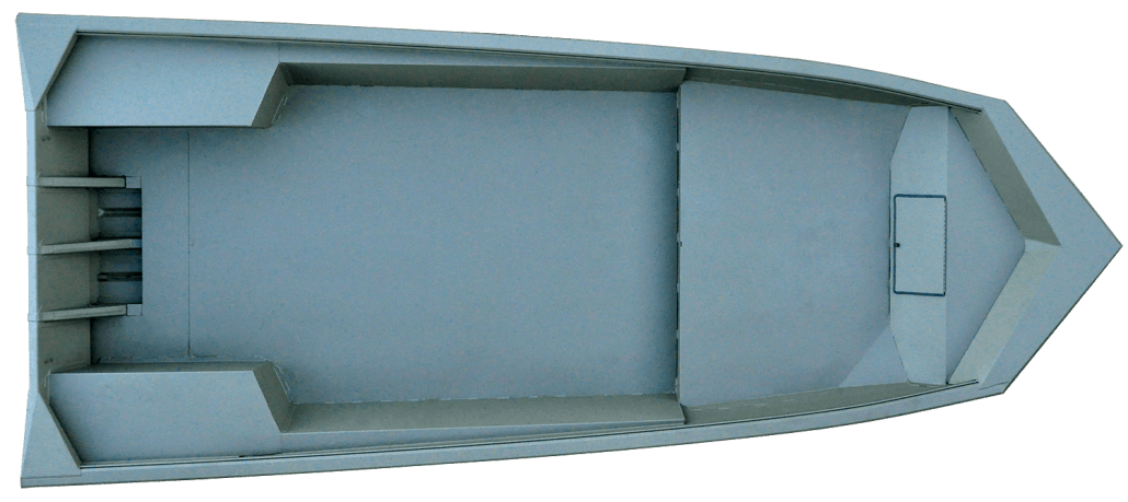 Hydro-Dynamic Drop-Deck Jons