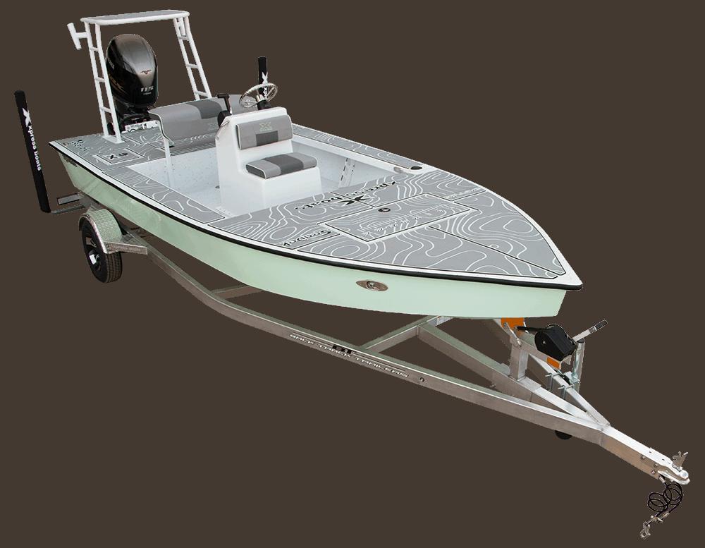 2020 Skiff185 Front