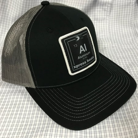 Aluminum Element Patch Hat