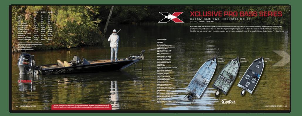 Xpress Boats The Original All Welded Aluminum Boat